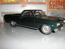 ACME 1965 Chevrolet El Camino Cypress Green 1:18 A1805408- ( BLEMISHED )
