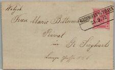 GP GOLDPATH: AUSTRIA POSTAL STATIONARY 1902 _CV776_P08
