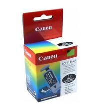 3 x Canon bci-11bk bci-11 BK bci11bk negro bj-30 bjc-50 bjc-70 bjc-80 OVP