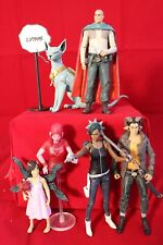 SAGA- All Action Figure Bundle Alana, Marko, The Will, Lying Cat, Izabel & Hazel