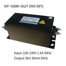 European Core Neon Transformer Supply 9KV30mA270W Tesla Coil Transformer NO GFI