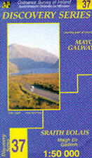 Very Good, Irish Map Discovery: Mayo and Galway Sheet 37, Ordnance Survey of Ire