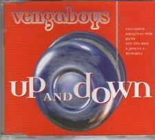 (BP81) Vengaboys, Up And Down - 1998 CD