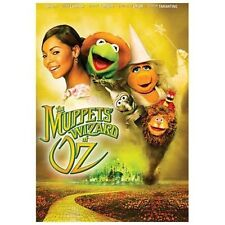 Disney's THE MUPPETS WIZARD OF OZ DVD
