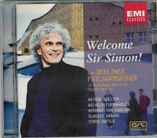 Berliner Philharmoniker - Welcome Sir Simon (Rattle), Full Promo - DoCD ! TOP !!