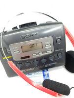 Sony Walkman WM-FX405 AM FM Tuner Radio Personal Portable Cassette Tape Player
