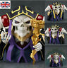 10cm Overlord Ainz Ooal Gown Nendoroid 631# Anime Action Figure Collection Toys