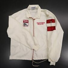 Vintage Swingster 1980's NASCAR Winston Cup Daytona Beach Racing Jacket Medium