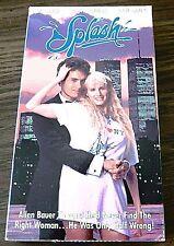 Splash (VHS, 1996) Daryl Hannah Tom Hanks Eugene Levy John Candy