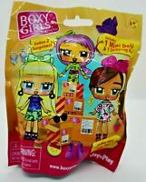 Boxy Girls 1 Mini Doll 1 Shipping Box Blind Bag NEW SEALED