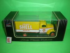 SHELL OIL 1942 CHEVROLET BOX DELIVERY TRUCK LIBERTY CLASSICS STOCK #20281 E
