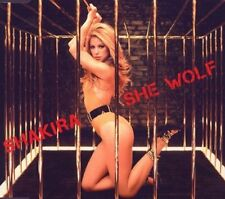 Shakira She wolf (2009; 2 tracks) [Maxi-CD]