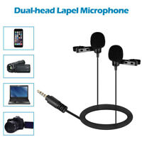 Professional Clip-on Condenser Microphone with Windshields for Iphone6 Iphone7