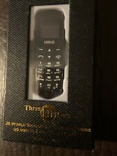 Newest J8 3in1 Worlds Smallest Mini Mobile Phone Bluetooth Long-CZ VoiceChanger!
