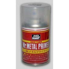 Gsi Creos - Mr Hobby #B504 Mr. Metal Primer 100ml Spray