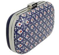 ESPRIT Kosmetik Handtasche Damen Tasche Kette rausnehmbar Lippenstift Box Sicher
