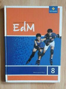 Schroedel Elemente der Mathematik RLP 8 - ISBN 978-3-507-88518-9 - sehr gut