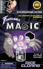 *NEW*  Fantasma Magic Trick Set Kit Toys Dice Cloning - Over 15 Illusions
