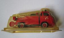 Camion pompier miniature / Saviem SG4 (Solido - Toner Gam numéroté n°388)