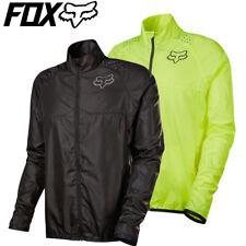 Fox Ranger Lightweight Jacket - Fluro Yellow, Black - Sizes M, L