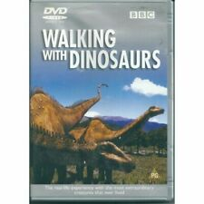 Walking With Dinosaurs DVD Classic 1999 British BBC TV Series VGC T70