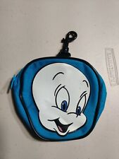 VINTAGE CASPER THE FRIENDLY GHOST COIN PURSE FANNY PACK UNIVERSAL STUDIOS 1996