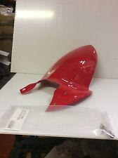 DUCATI 1098 SKIDMARX REAR HUGGER IN RED