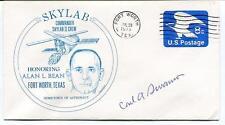 1973 Skylab Commander II Crew Honoring Alan L. Bean Fort Worth Texas Fort Worth
