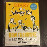 Diary of a Wimpy Kid Mcdonalds Happy Meal Sealed in Bag Small Illustrated Book