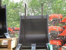 Kubota K7873a 16 Quick Attach Trenching Bucket For Kx71 U35 Kx033 Kx040