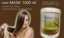 Salerm Cosmetics HAIR MASK Wheat Germ Mask 1000 ml