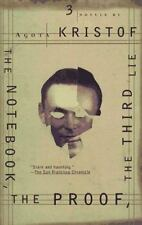 The Notebook, the Proof, and the Third Lie by Agota Kristof (1997, Paperback,...