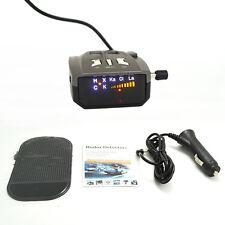 Car Anti Speed Laser V9 Radar Detector Velometer LED GPS 360° Voice Alert New