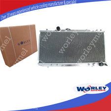 Aluminum radiator for TOYOTA CELICA GT4 ST185 3S-GTE 1990-1994 91 92 93 manual