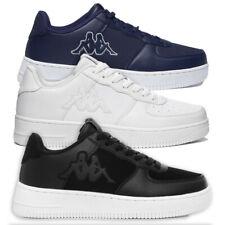Kappa Scarpe da uomo Sneakers basse Bianco Nero Blu Air force sportive casual