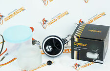 SPARMAX AIRBRUSH CLEANING STATION POT Cleaner Holder-Auto Car Hobby Craft Paint