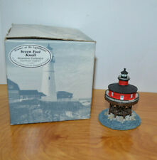 Harbour Lights Seven Foot Knoll Great Lighthouses Of The World Reunion Exclusive