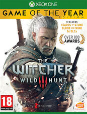 Le STREGHE III 3 Wild Hunt-Game of the Year edizione | Xbox Nuovo One