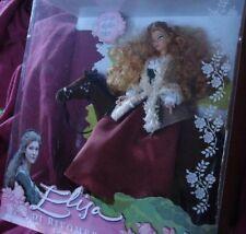 Elisa Di Rivombrosa et son cheval doll