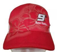 Nascar Chase Authentics Kasey Kahne #9 Red Pit Cap Hat Mopar Budweiser Dodge