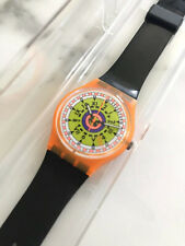 Swatch Sea Traffic GO101 1994 (New In Box) Standard Gents 34mm