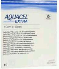 Aquacel Extra 10cm x 10cm -10 dressings