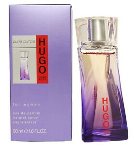 Hugo Boss Pure Purple 50ml EDT Spray Authentic Perfume for Women COD PayPal
