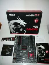 MSI 970 Gaming AMD Am3+ Phenom Athlon DDR3 perfetta in ritorno da RMA AFFARE!!!