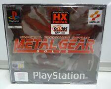 Konami Metal Gear Solid (Sony PlayStation 1, 1999)
