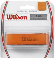 Grip Tennis WILSON Premium Leather Grip n.3 confezioni