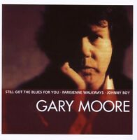 "GARRY MOORE ""ESSENTIAL (BEST OF)"" CD NEUWARE"