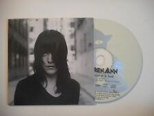 KEREN ANN : LA FORME ET LE FOND [CD SINGLE PORT GRATUIT]