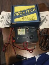 Protech AC/DC Super Charger 702 RC Car Battery Charger Vintage 7/6 Cell - AS-IS