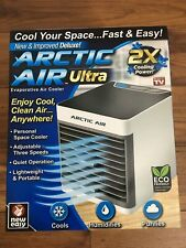 Ontel Arctic Air Ultra Portable Evaporative Cooler - White